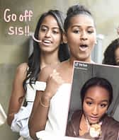 Sasha Obama Trends On Twitter After Viral TikTok Video Shows Her Rapping Like A BOSS!