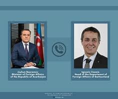 Switzerland supports territorial integrity of Azerbaijan