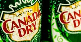 Canada Dry Agrees To Pay Out $200K Because Drink Contains No Ginger