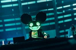 "deadmau5 & Kiesza Tease Electrifying New Collab ""Bridged By A Lightwave"" [TEASER]"