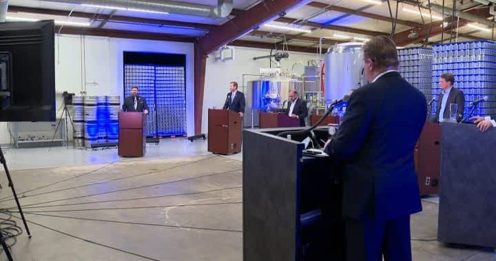 Saskatoon mayoral candidates square off in economic-focused debate – Saskatoon