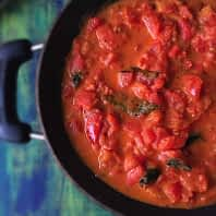 Nadan Tomato Curry Recipe (Kerala Style Tomato Curry) by Archana's Kitchen