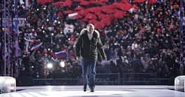 Putin Warns Biden in Speech