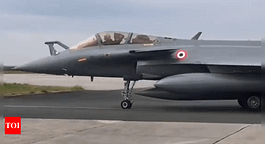 Fifth batch of Rafale fighter aircrafts arrive in India | India News