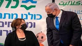 Israeli-Arabs divided on Netanyahu's electoral blitz