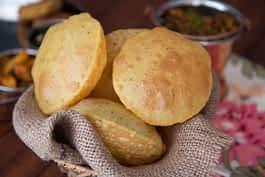 Ajwain Puri Recipe by Archana's Kitchen