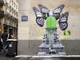 New murals by Ludo in Paris, France – StreetArtNews