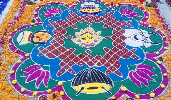 34 Latest And New Sankranthi Rangoli Designs For 2021